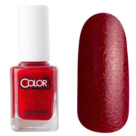Color Club, цвет № 0489 Ruby Slippers color club art club цвет 053 neon orange 7 ml