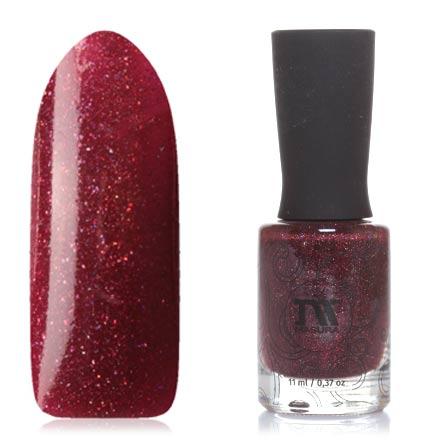 Купить Masura, Лак для ногтей «Золотая коллекция», The walking red, 11 мл, Красный