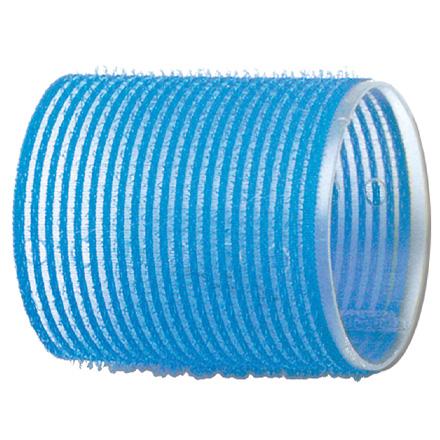 Купить Dewal, Бигуди-липучки, голубые, 55 мм