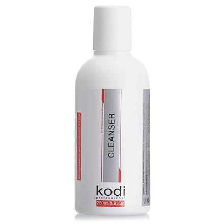 Kodi, Жидкость для снятия липкости Cleanser, 250 мл