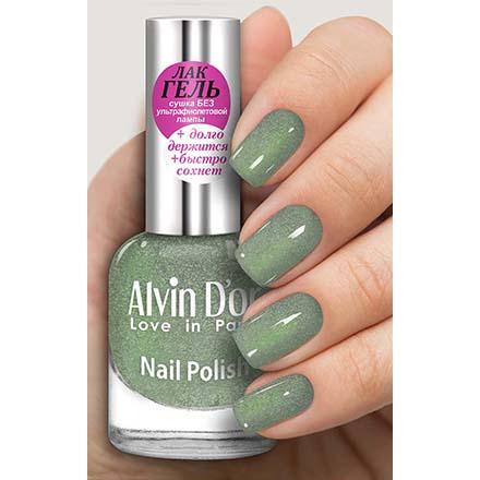Купить Alvin D'or, Лак-гель №16114, Зеленый