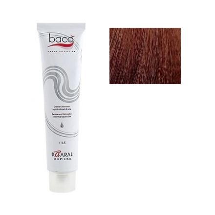 Kaaral, Крем-краска для волос Baco B 7.35 недорого