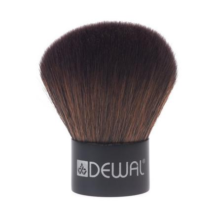 Dewal, Кисть «Кабуки» для пудры, 6 см