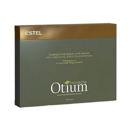 Estel, Сыворотка-вуаль Otium Miracle, для волос
