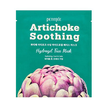 Купить Petitfee, Маска для лица Artichoke Soothing, 32 г