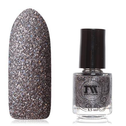 Masura, Лак для ногтей «Золотая коллекция», -70 по ФаренгейтуMasura<br>Лак (3,5 мл) серебряный, с большим количеством блесток, плотный.<br><br>Цвет: Серебряный<br>Объем мл: 3.50