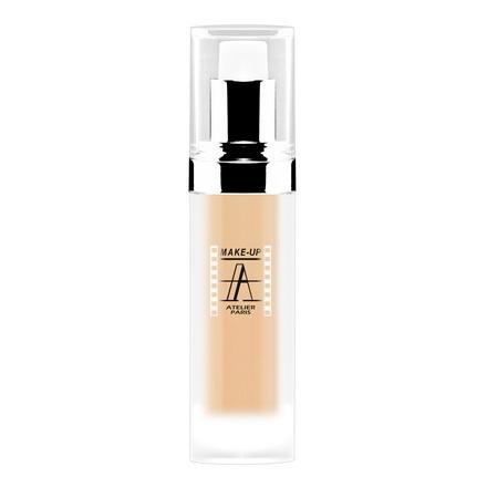 Купить Make-up Atelier Paris, Тон-флюид Anti-Age, тон 2NB, 30 мл
