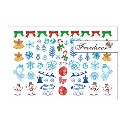 Купить Freedecor, 3D-слайдер №104