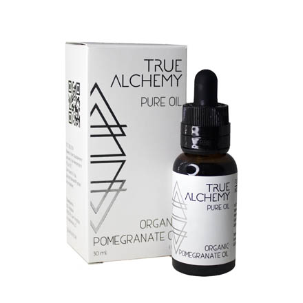 True Alchemy, Масло Organic Pomegranate, 30 мл