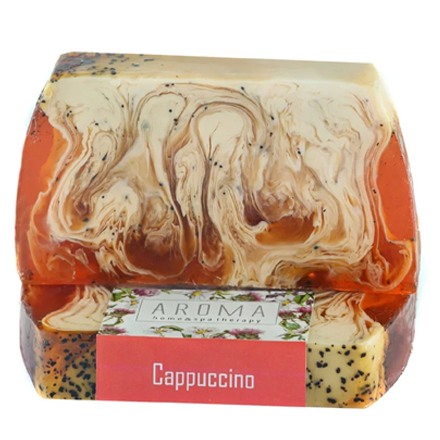 Купить Aroma Home & Spa Therapy, Мыло Cappuccino, 100 г