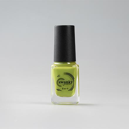 Swanky Stamping, Лак для стемпинга S43, Зеленый  - Купить