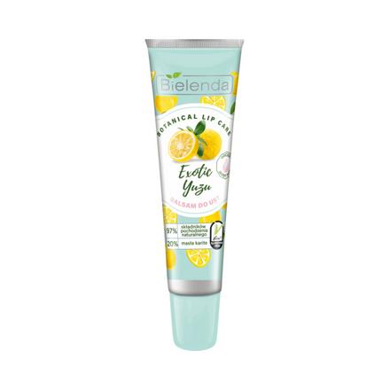 Bielenda, Бальзам для губ «Экзотическое юзу» chi luxury black seed oil curl defining cream gel