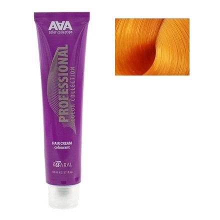 Kaaral, Крем-краска для волос AAA 0.44Краска для волос<br>Медный корректор. Объем: 60 мл.