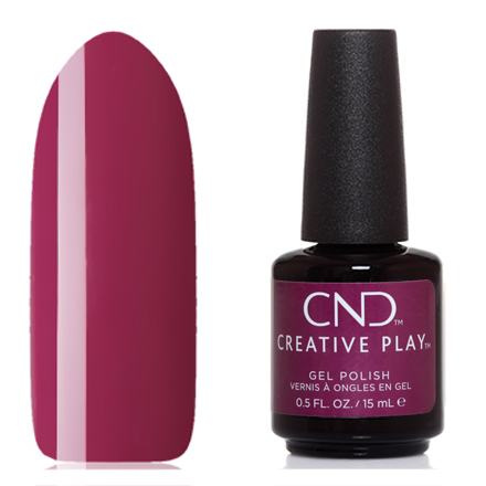 CND, Creative Play Gel №467, Berried secrets