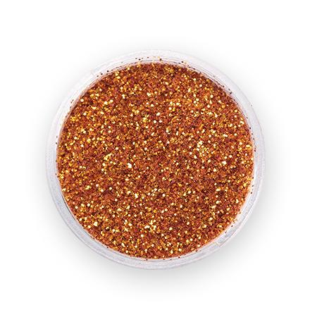 TNL, Блестки в банке №66/128 песочно-золотой (TNL Professional)