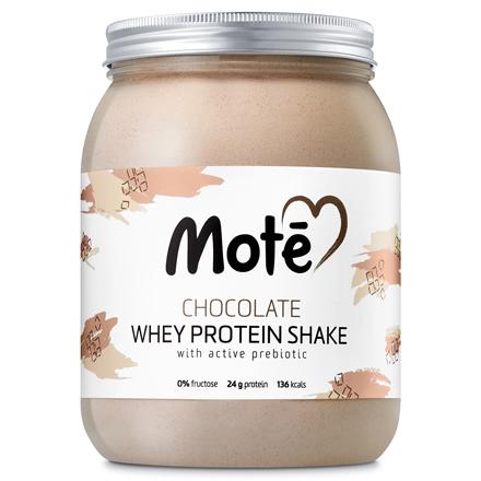 Mote, Сывороточный протеин «Шоколад», 617 г