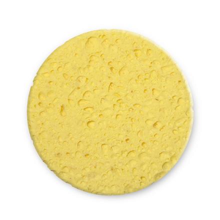ruNail, Спонж очищающий victoria shu спонж для снятия макияжа из натуральной целлюлозы s106 12 г
