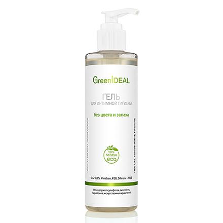 Купить GreenIDEAL, Гель для интимной гигиены, 250 мл
