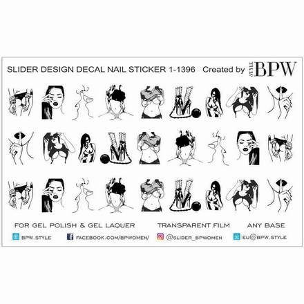 Купить BPW.style, Слайдер-дизайн «Мода микс 2» №1-1396