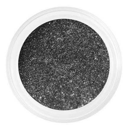 Patrisa nail, Пыльца для втирки №19, графит, шиммер