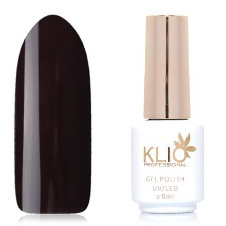 Klio Professional, Гель-лак Total Perfection, №24Klio Professional<br>Гель-лак (8 мл) глубокий пурпурно-фиолетовый, без перламутра и блесток, плотный.<br><br>Цвет: Фиолетовый<br>Объем мл: 8.00