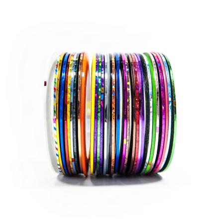 In'Garden, Набор декоративных нитей, 32 цвета
