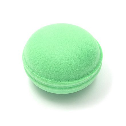 TNL, Спонж для макияжа Macaroon, фисташковыйКисти для макияжа<br>Гипоаллергенный спонж из микропористого материала для удобного нанесения макияжа.