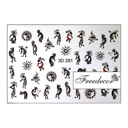 Купить Freedecor, 3D-слайдер №291