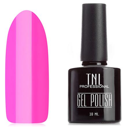 Гель-лак TNL, Цвет №132 глубокий розовый (TNL Professional)
