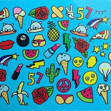 Anna Tkacheva, Cлайдер SM №49 «Pop art» фото