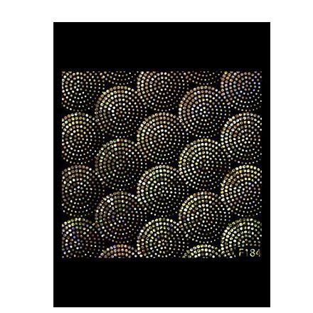 Milv, Слайдер-дизайн F184 №8, голография