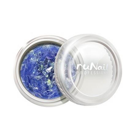 ruNail, дизайн для ногтей: слюда 0331 runail дизайн для ногтей пыль оранжевый