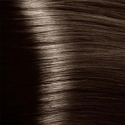 Kapous, Крем-краска для волос Hyaluronic 6.0Краска для волос<br>Цвет: темный блондин. Объем: 100 мл.
