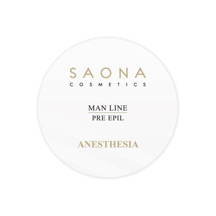 Saona Cosmetics, Гель обезболивающий, поверхностная анастезия, для мужчин, 200 млСредства до депиляции<br>Средство для обезболивания деликантных зон при проведении продецуры шугаринга.<br>