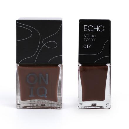 ONIQ, Лак для стемпинга Echo, Sticky Toffee oniq лак для стемпинга echo play cold