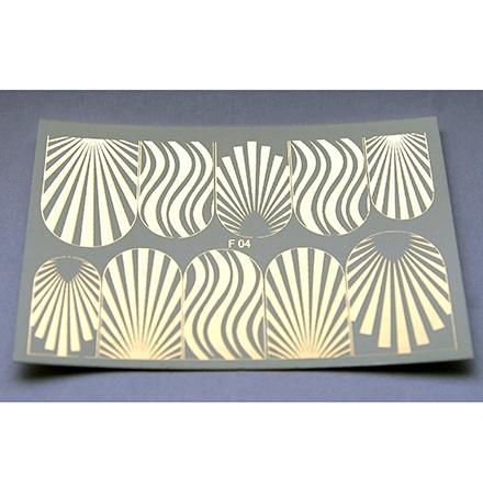 Freedecor, Слайдер-дизайн F4-01, золото freedecor слайдер дизайн f18 01 золото