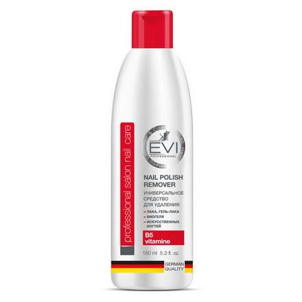 EVI professional, Универсальное средство для снятия искусственных покрытий, 150 мл