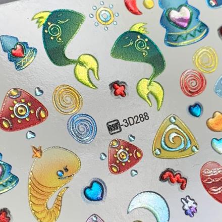 Купить Anna Tkacheva, 3D-слайдер Crystal HT №288