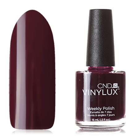 CND Vinylux, цвет 251 Berry BoudoirCND Vinylux<br>Профессиональный лак (15 мл) цвета спелой вишни, без перламутра и блесток, плотный.<br><br>Цвет: Красный<br>Объем мл: 15.00