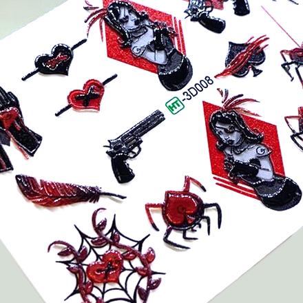 Купить Anna Tkacheva, 3D-слайдер Crystal HT №8