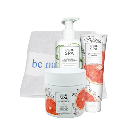 CND, Набор SPA Premium Уход за кожей рук и ног (CND (Creative Nail Design))