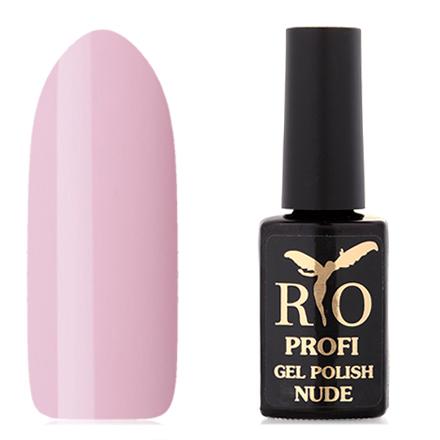 Rio Profi, Гель-лак Nude №2, Сиреневый Соблазн rio profi гель лак 83 королевский дракон
