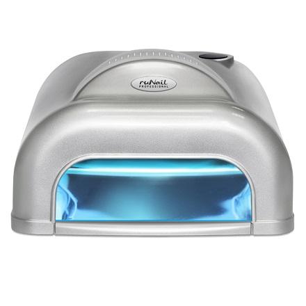ruNail, УФ-лампа 36 Ватт RU 913 runail дизайн для ногтей ракушки 0284