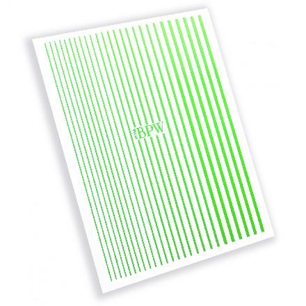 Купить BPW.Style, Гибкая лента, неон зеленый, №1-18