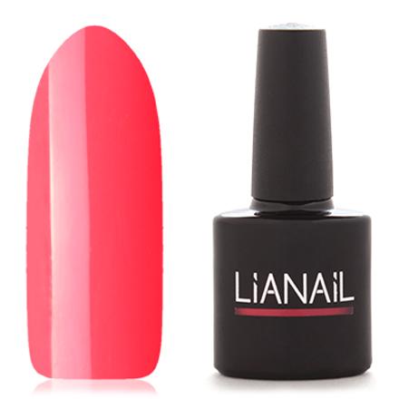 Lianail, Гель-лак для ногтей неоновый, Пылкий Арбуз