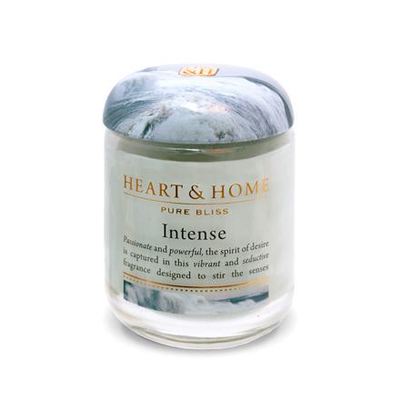 Heart&amp;Home, Свеча «Желание», маленькая, 110 гАроматические свечи<br>Страстный и волнующий аромат с нотками фиалки, лаванды и сандалового дерева создан, чтобы пробуждать чувства и желания.<br>