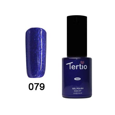 Tertio, Гель-лак Eco Line №79