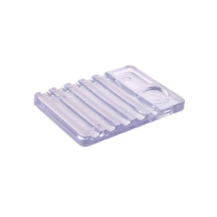 TNL, Подставка для кистей, прозрачная