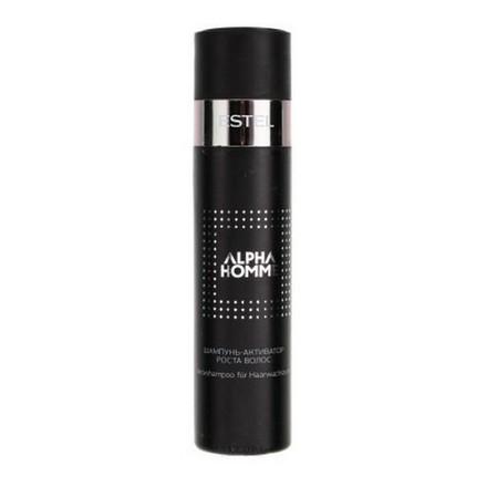 Купить Estel, Шампунь-активатор ALPHA HOMME, для роста волос, 250 мл