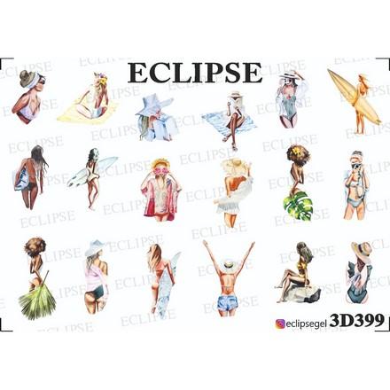 Купить Eclipse, 3D-слайдер №399